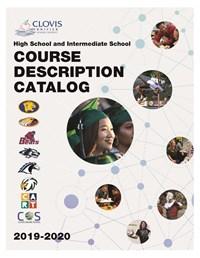 2019-2020 CUSD Course Catalog