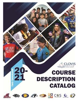 2020-2021 CUSD Course Catalog