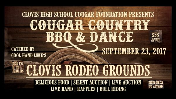 Cougar Country BBQ