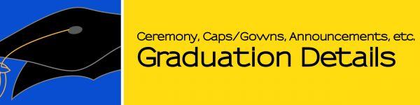 Graduation Details
