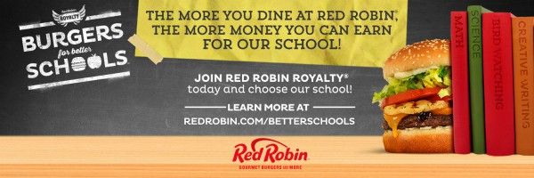 Red Robin Flyer