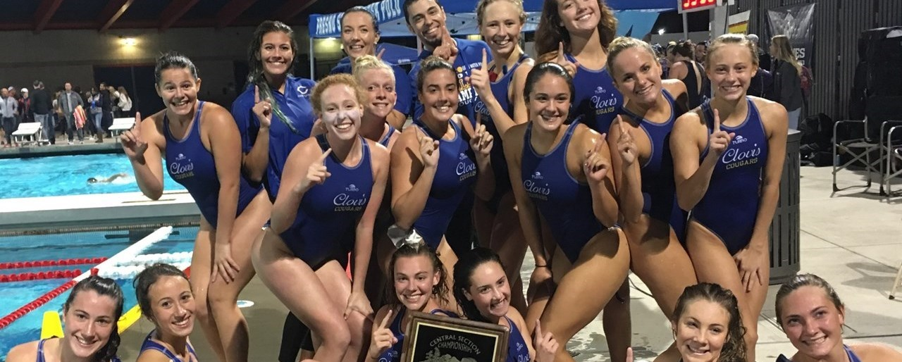 2018 CIF Central Section Div. 1 Girls Water Polo Champions