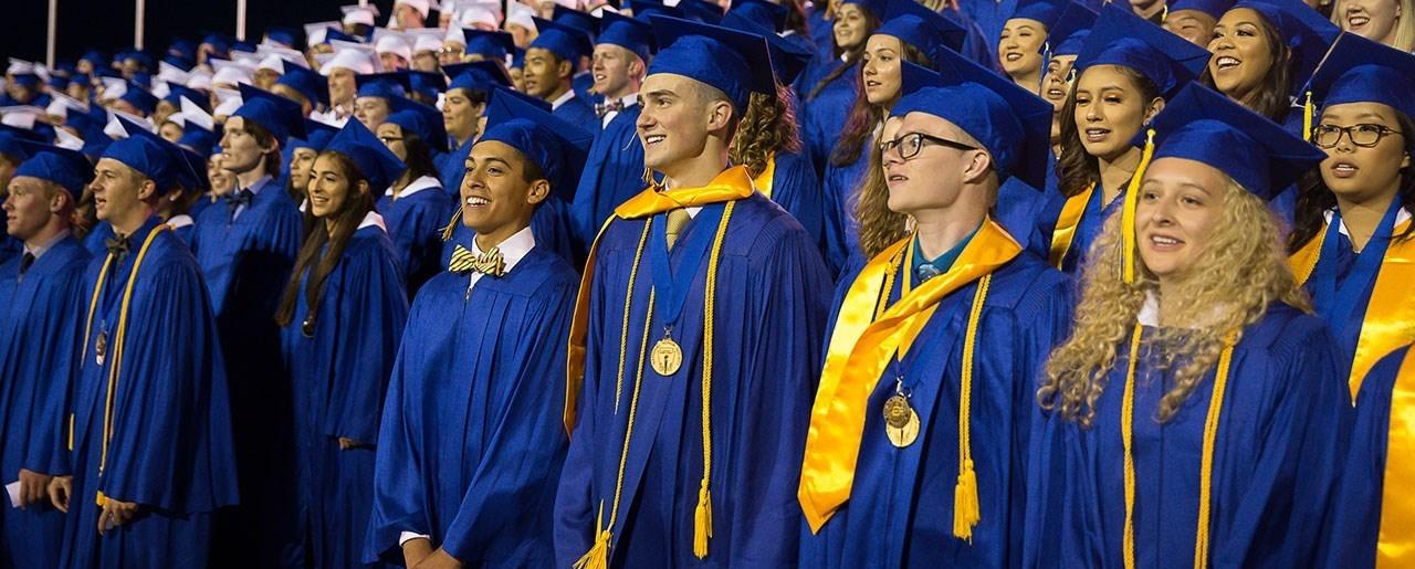 2018 Clovis High Graduation