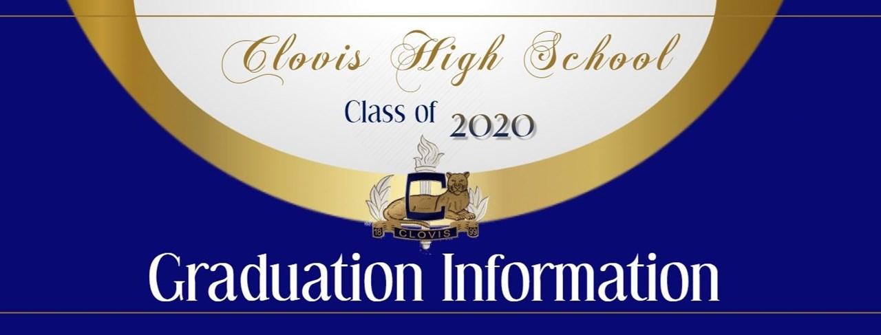 Graduation Information Banner