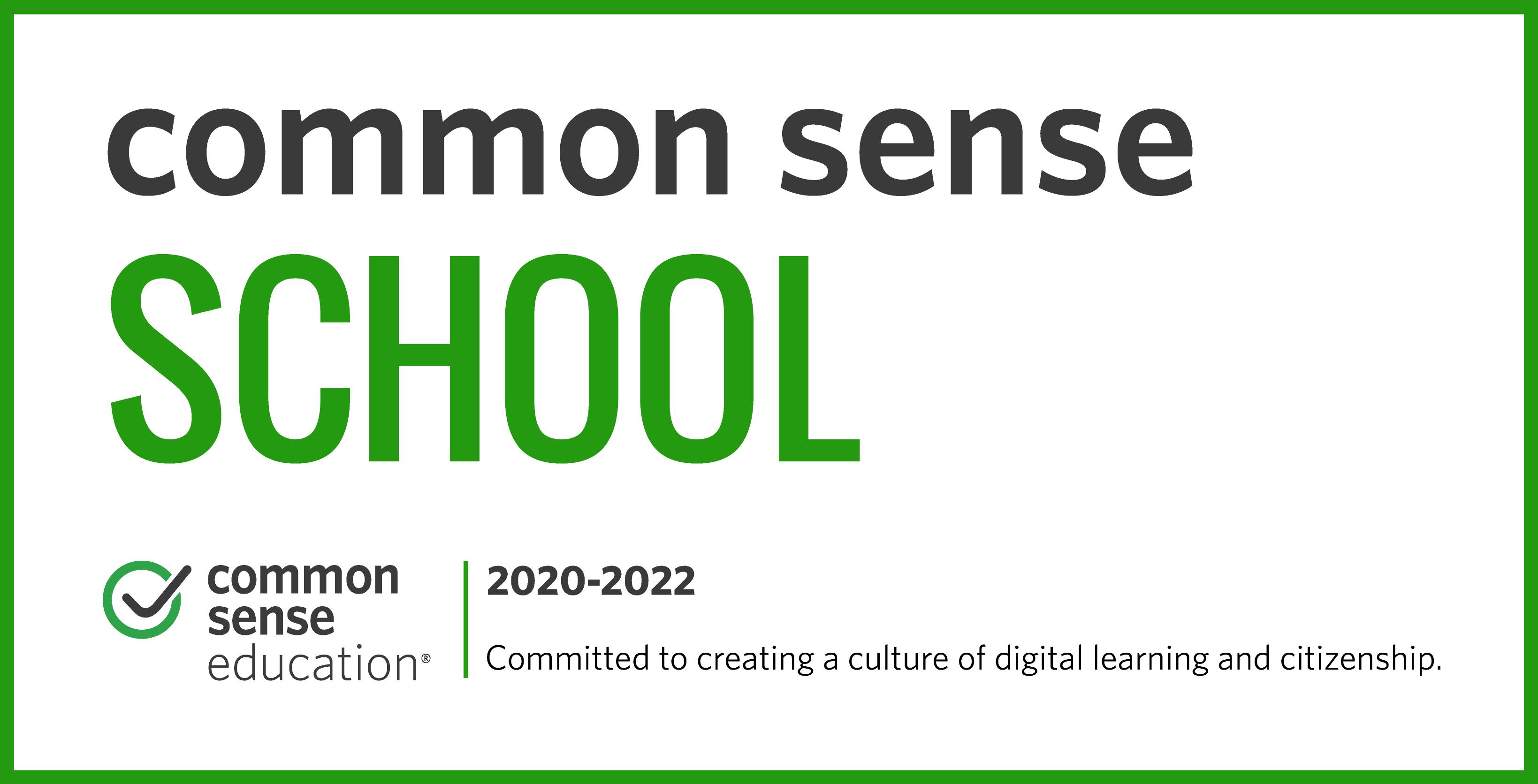 Common Sense Media Banner 2020-2022